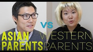 Download ASIAN PARENTS VS WESTERN PARENTS Video