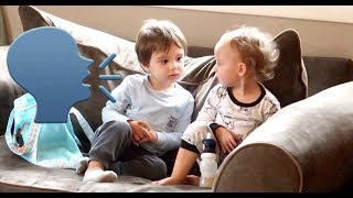 Download Cutest Twin Conversation & Counting To Ten! Video