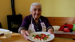 Download Meet the Oldest Pasta-Making Granny in the World! | Pasta Grannies Video