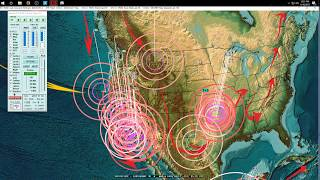 Download 11/10/2017 - Earthquake Update - West Coast USA Slow Slip plate event Video