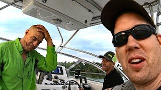 Download Fishing with VIN DIESEL!!!!!! - Catfishing in Tennessee Video