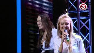 Download VIG Roses - Shook me all night long (AC/DC) - Lithuanian X Factor 2012 Video