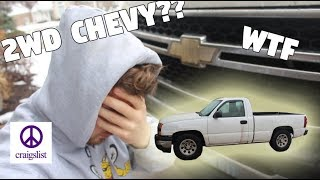 Download I BOUGHT A 2WD CHEVY PICKUP TRUCK... OFF CRAIGSLIST Video