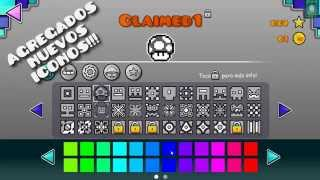 Download Geometry Dash - Texture Pack ″ENDLESS″ by ME ¡¡UPDATE!! [NEW ICONS] [STEAM VERSION] Video