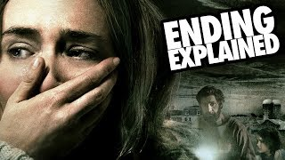 Download A QUIET PLACE (2018) Ending + Monsters Explained Video