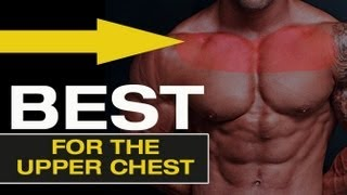 Download How to get a BIGGER UPPER CHEST - The ″Ultimate Chest Exercise″ Video