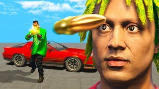 Download Gangster Threatens To Shoot Me For Touching His Car.. (GTA RP) Video