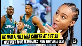 Download We Ain't Friends No More!! Muggsy Bogues Was 5 ft 3 in the NBA!! Video