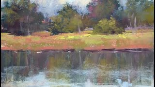 Download Pastel Painting Demo and Uart Paper Review Video