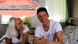 Download MAMMA GISSAR YOUTUBERS (SKRATT VARNING) Video
