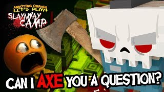 Download CAN I AXE YOU A QUESTION?! | Slayaway Camp Supercut Video