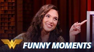 Download Gal Gadot Cute and Funny Moments (Part 2) Wonder Woman Video