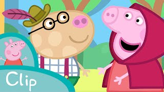 Download Peppa Pig Episodes - Little Red Riding Hood (clip) - Cartoons for Children Video