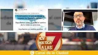 Download ″Nuestra Voz″: grupo de Whatsapp del empresariado argentino - Hoy Nos Toca a las Siete Video