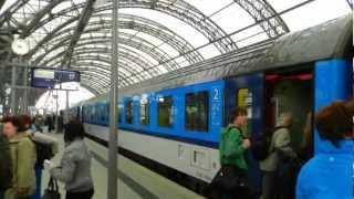Download Prague to Dresden by train, Czech Rail Video