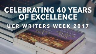 Download Celebrating Writers Week Video