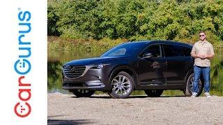 Download 2016 Mazda CX-9   CarGurus Test Drive Review Video