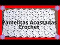 Download Como hacer el Punto Pamelitas Acostadas en tejido crochet tutorial paso a paso. Moda a Crochet Video