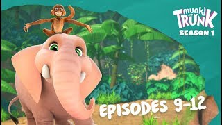 Download M&T Full Episodes 09-12 [Munki and Trunk] Video