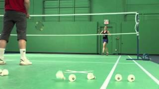 Download Badminton Advanced Smash Secrets - Drilling & Summary For the half Smash Video