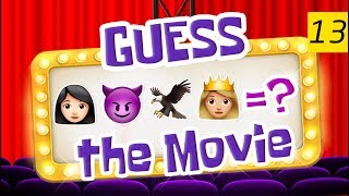 Download Can You Guess All The Movies? | Emoji Challenge 13 😃 Video