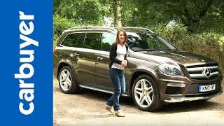 Download Mercedes GL-Class SUV 2013 review - Carbuyer Video