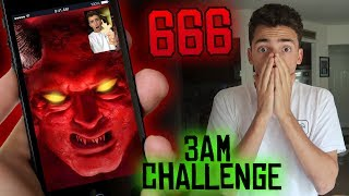 Download CALLING 666 ON FACETIME AT 3AM! // WHAT HAPPENS WHEN YOU FACETIME THE DEVIL AT 3 AM Video