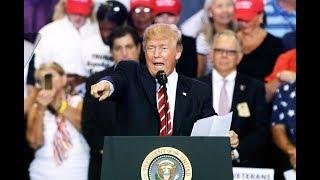 Download Trump Won't Names Names While Bashing Fellow Republicans Video