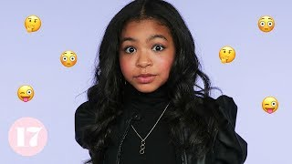 Download Raven's Home's Navia Robinson Plays Truth or Dare | Seventeen Video