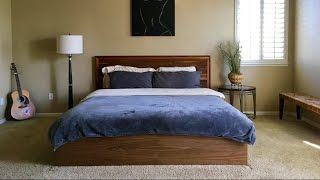 Download Building a Modern Bed Video