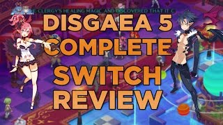 Download Disgaea 5 Complete Review   Nintendo Switch Video
