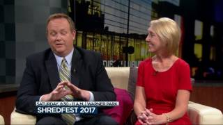 Download News 3 hosts Shredfest this weekend to protect your personal information Video