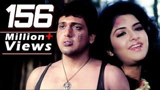 Download Tu Pagal Premi Awara   Full 4K Video Love Song   Govinda   Divya Bharati - Shola Aur Shabnam Video