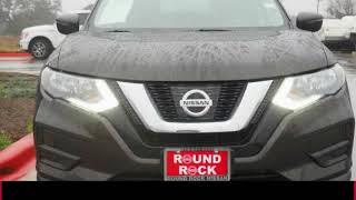 Download 2017 Nissan Rogue Round Rock TX HC856792 Video