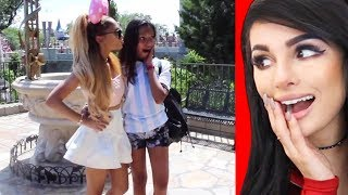 Download GIRL WANTS TO BE ARIANA GRANDE SO BAD Video