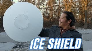 Download ICE SHIELD bulletproof? (And a question about gun content) Video