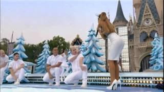 Download Ariana Grande - Santa Tell Me (Live at Disney Parks Christmas Parade 2014) Video