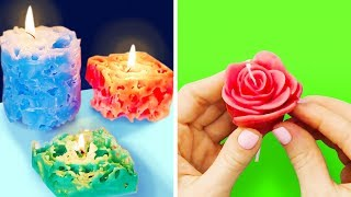 Download 17 CHEAP WAYS TO MAKE YOUR OWN CANDLES Video