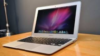 Download Apple MacBook Air 11.6″: Unboxing Video