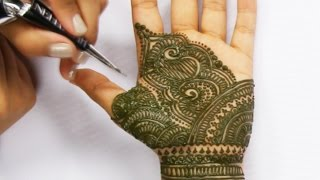 Download 7 Hours Of Henna Tattoos In 90 Seconds Video