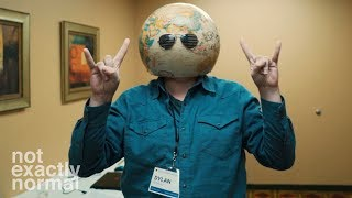 Download Inside a Flat Earth Conference Video