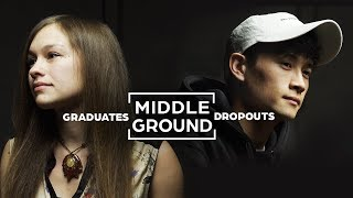 Download Dropouts And Graduates: Is College Worth It? Video