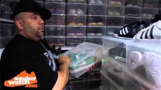 Download Mayor Gives Us An Updated Look At His Sneaker Collection Pt. 1 Video