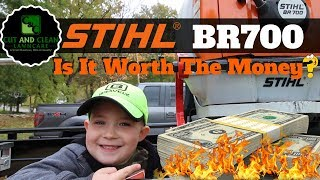 Download STIHL BR700 Backpack Blower is it Worth The Money? ► 1 Year Review! Video