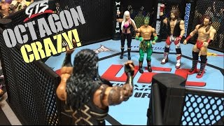 Download WWE OCTAGON ROYAL RUMBLE GTS WRESTLING CHAMPIONSHIP MATCH ANIMATION PPV EVENT! Video