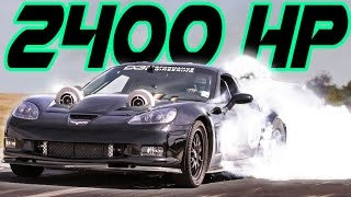 Download 2400hp Unicorn Vette! Video