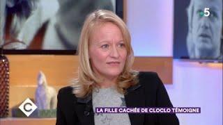 Download La fille cachée de Cloclo témoigne - C à Vous - 09/03/2018 Video