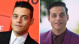 Download Rami Malek's Career Took A Turn Because Of His Appearance Video