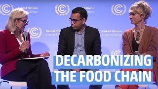 Download Decarbonizing the Agriculture Food Chain Video