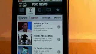 Download Fox News App Review Video
